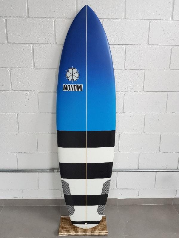 Prancha Surf Azul Monomi - Shortbord Big