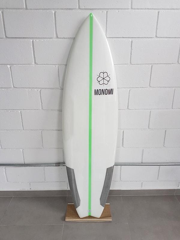 Prancha Suf Monomi - Shortboard Summer